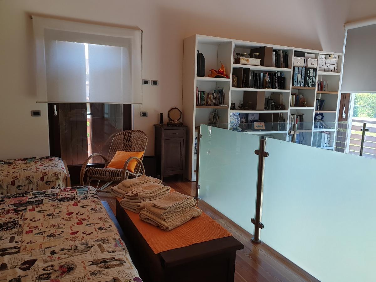 Camera quadrupla