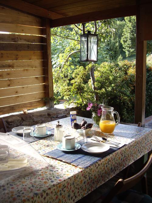 La colazione di LIONFORTI DA VICO B&B