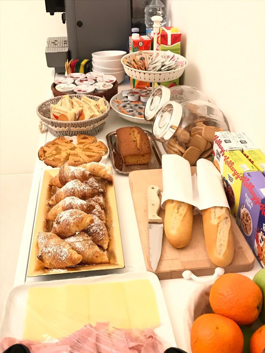 La colazione di LA TORRETTA