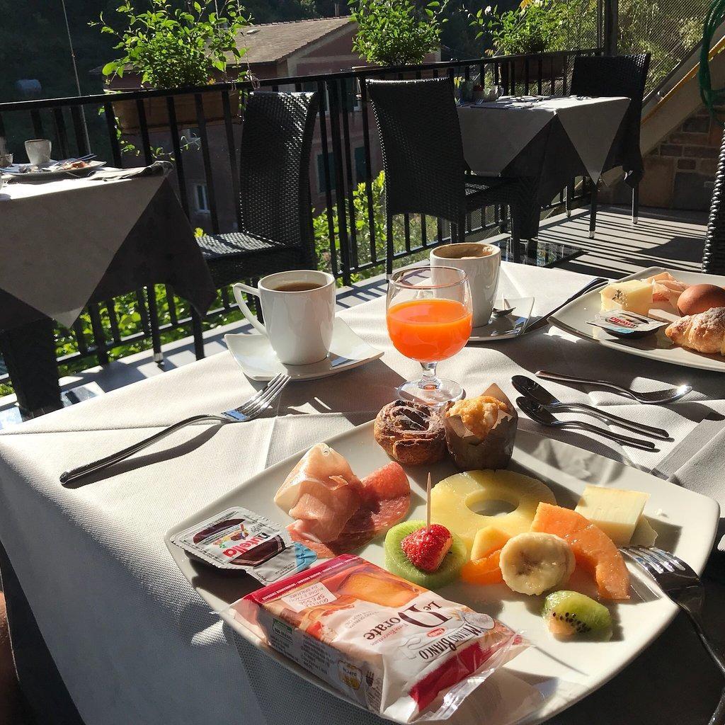La colazione di MARVIT