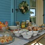La colazione di CASA GRISCHUNA B&B