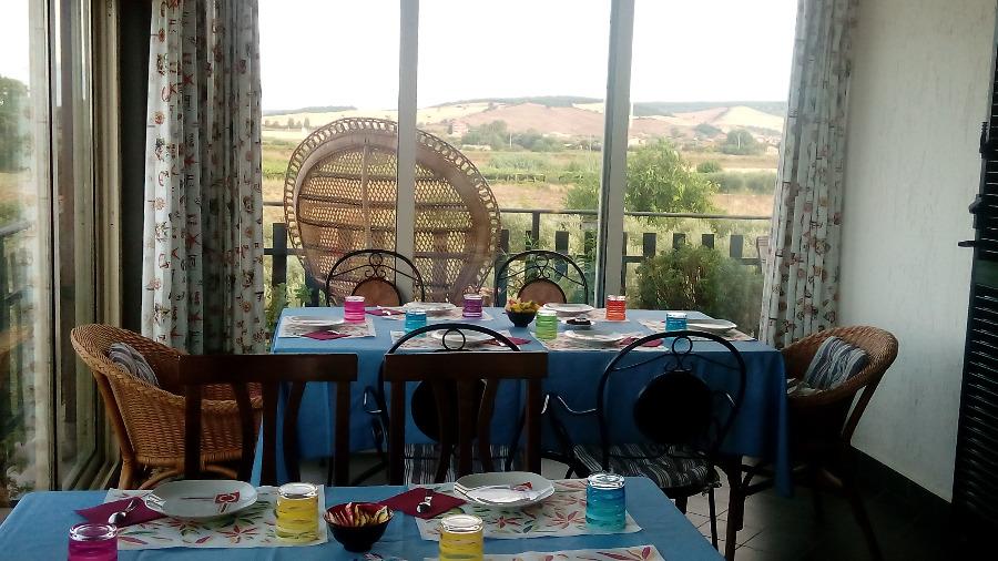 La colazione di LA MIA CASA PER TUTTI