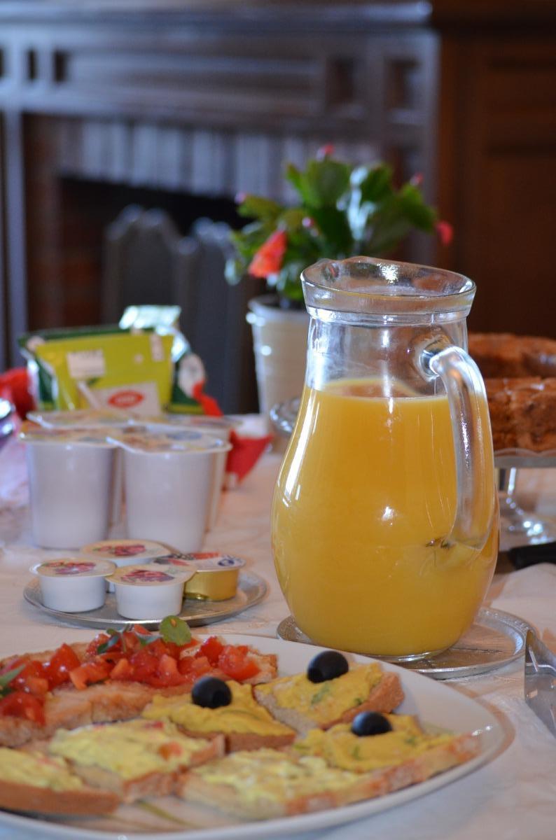 La colazione di B&B NONNA LUISA