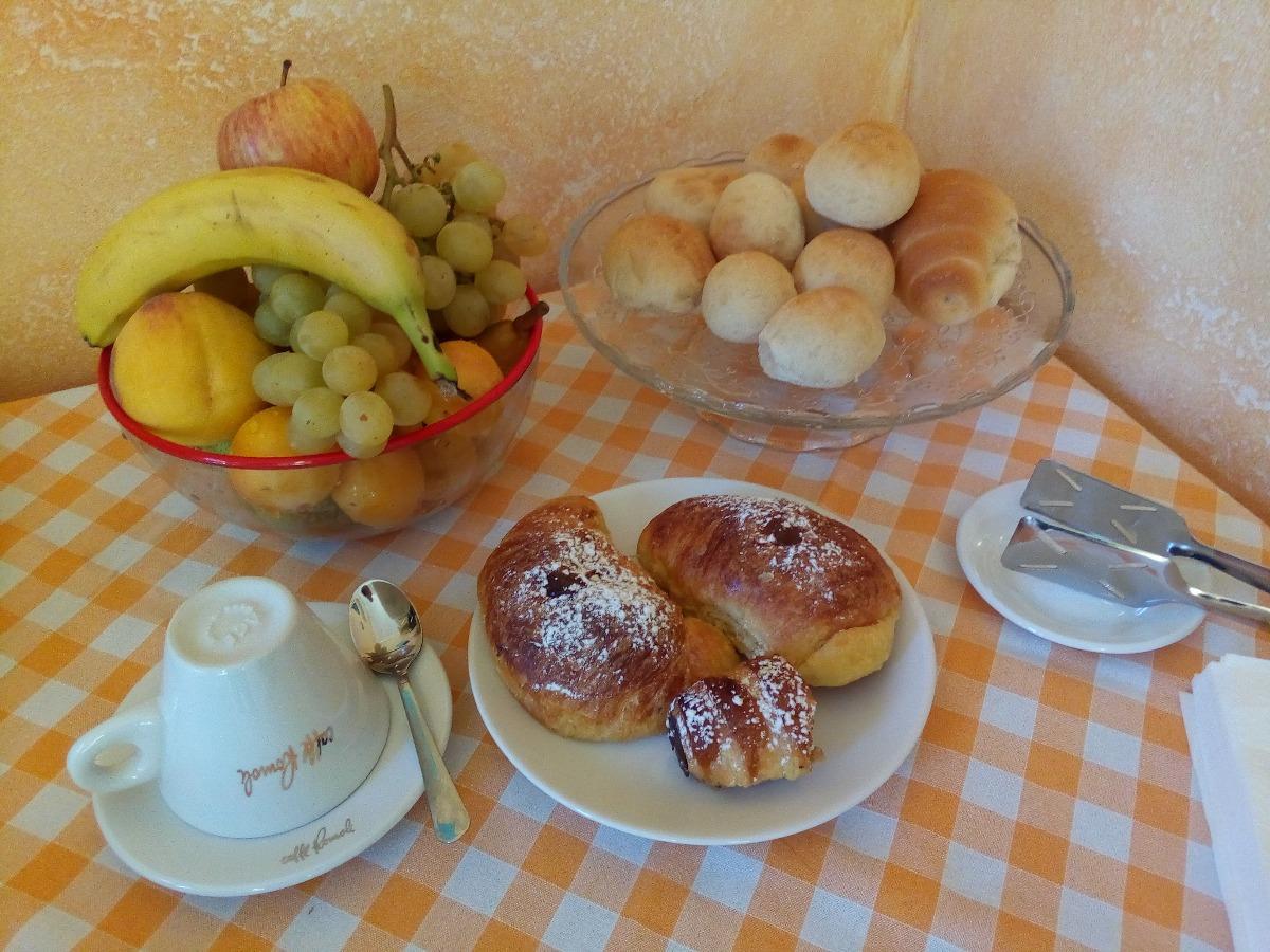 La colazione di B&B CÀ DEI FRÉ