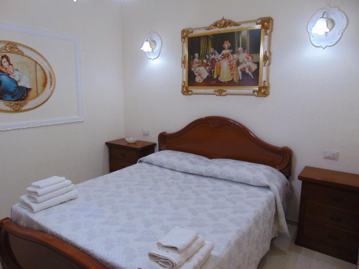 Tre camere 4+2 posti + bagno
