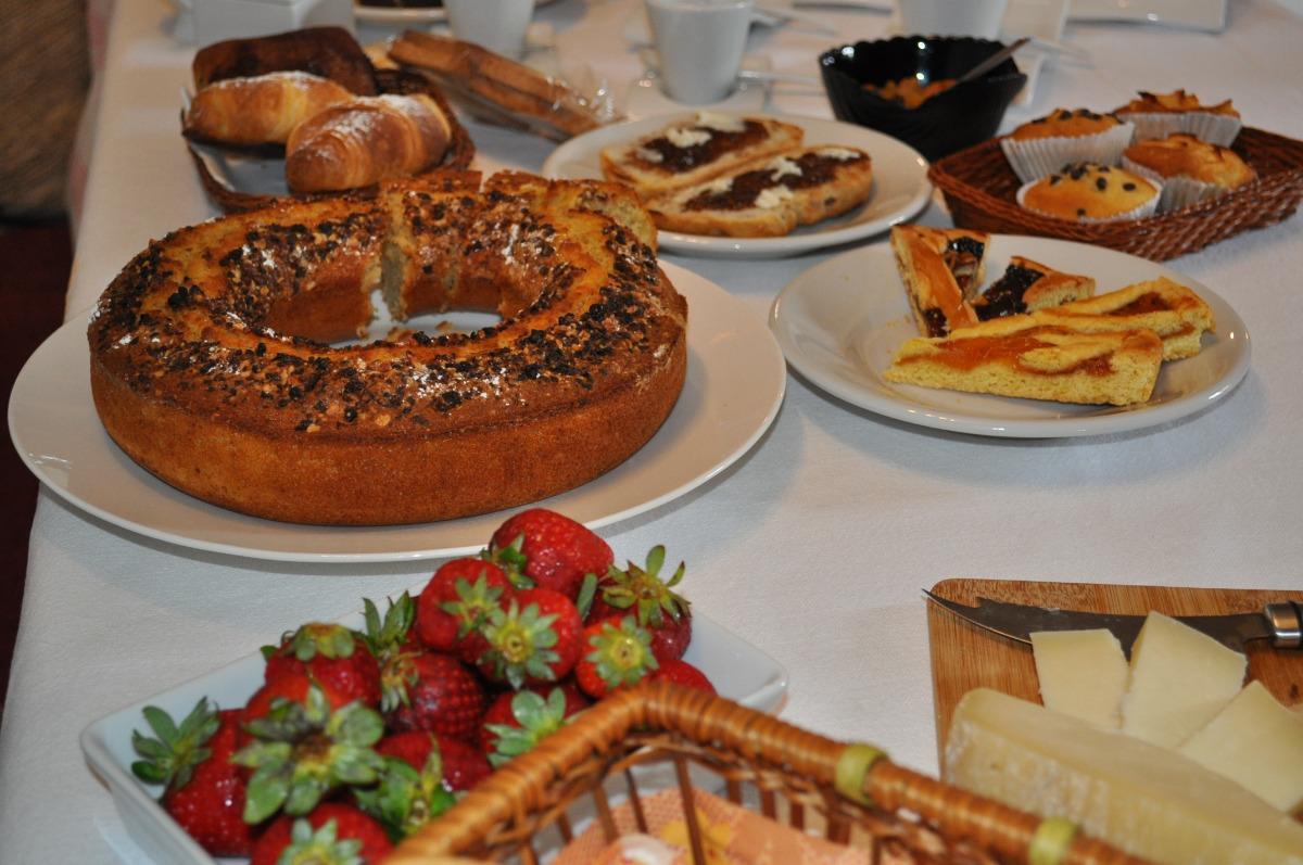 La colazione di BELVEDERE SUL LAGO