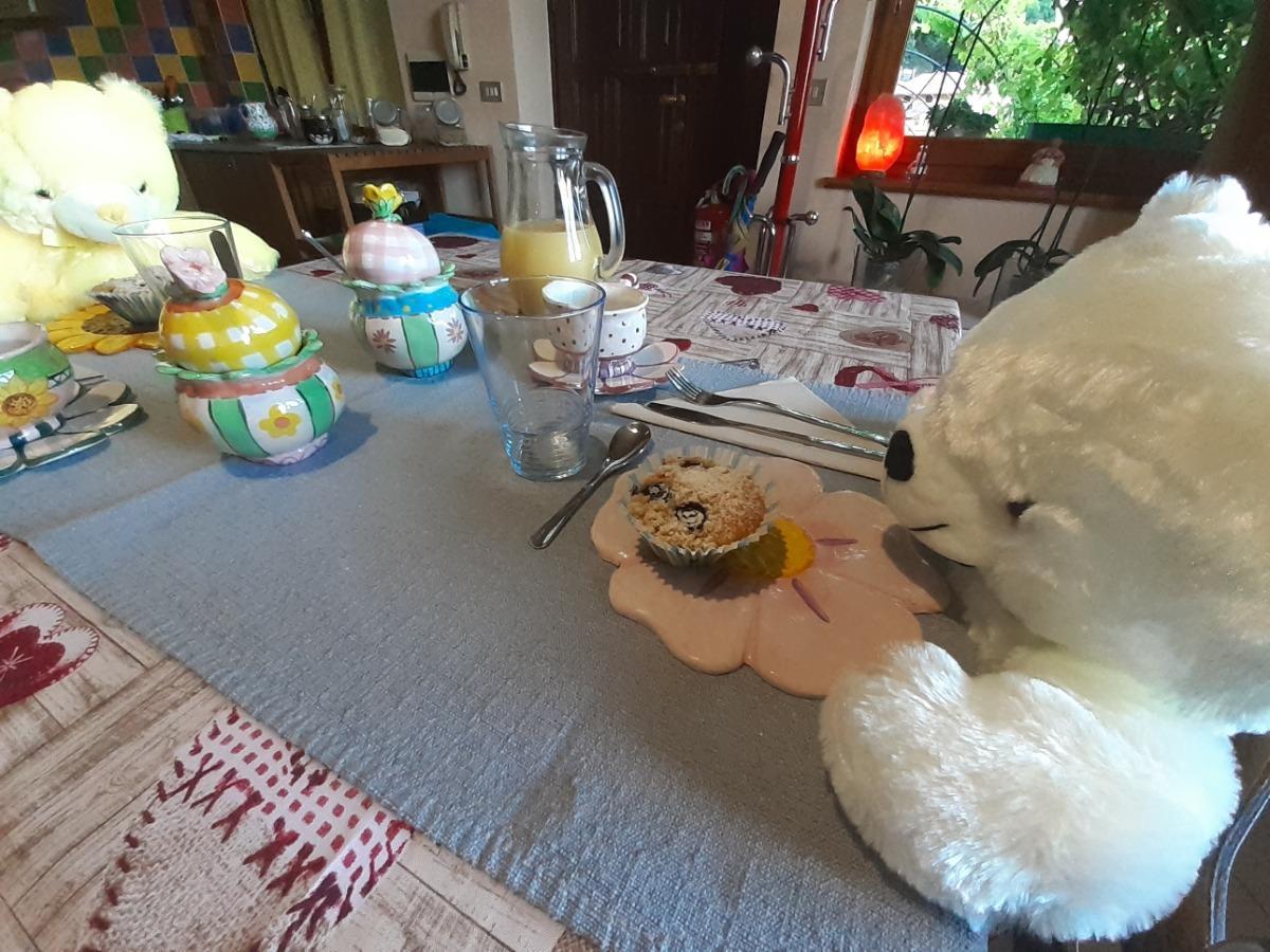 La colazione di L'ORTO DI BALÙ