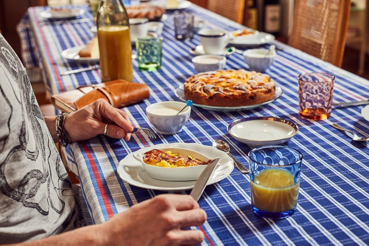 La colazione di AFFITTACAMERE MARIA GABRIELLA