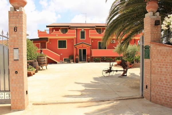 Le Palme Bed and Breakfast
