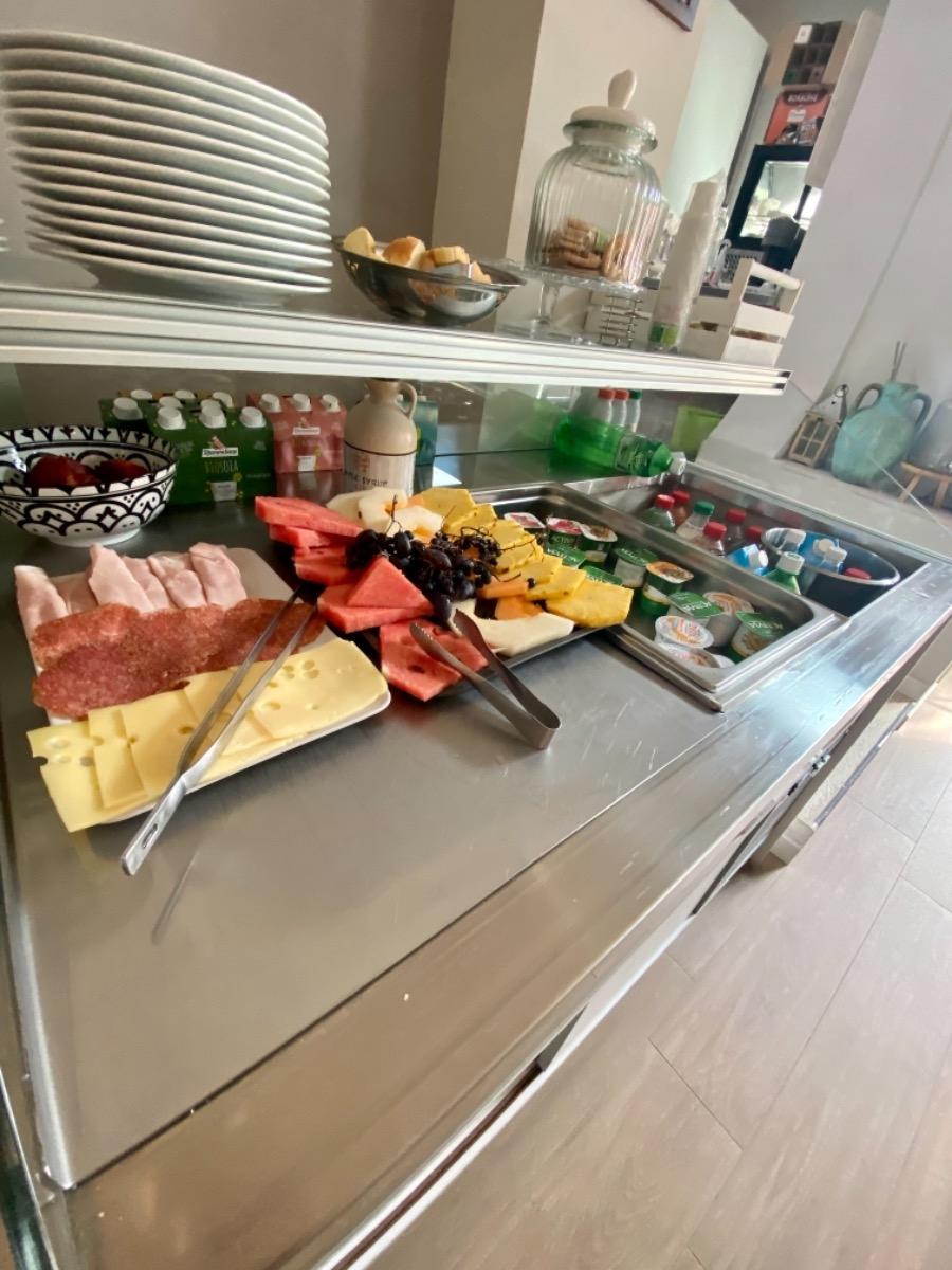 La colazione di BELLA NAPOLI GRILL INN