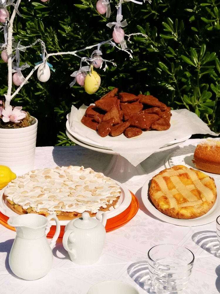 La colazione di FEUDO DELLE FONTANELLE