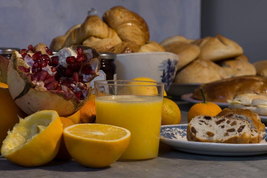 La colazione di AL PORTO DI LUCCA