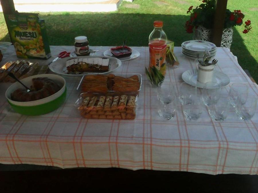 La colazione di CASALE I GIRASOLI