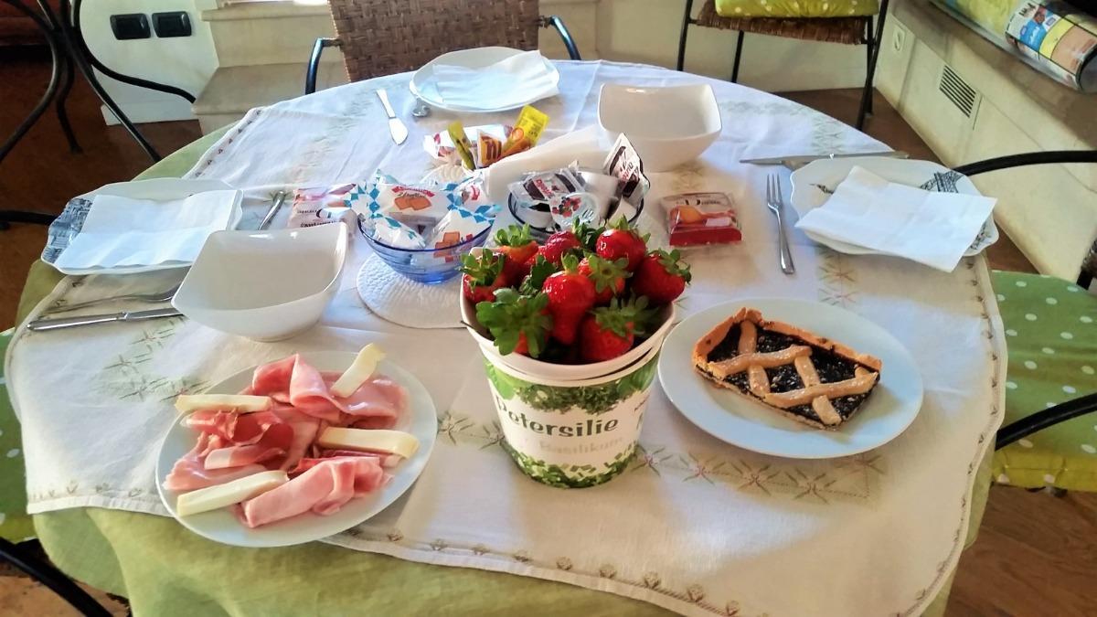 La colazione di A CASA DI MANU