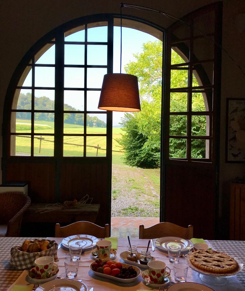 La colazione di CASA DI CATERINA