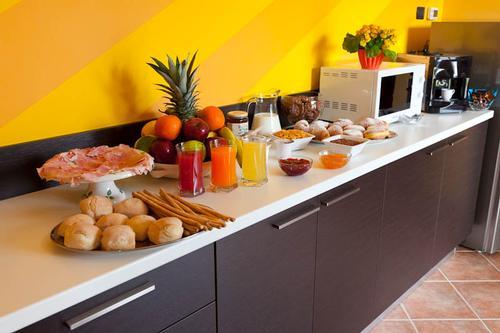 La colazione di RESIDENZA AURORA