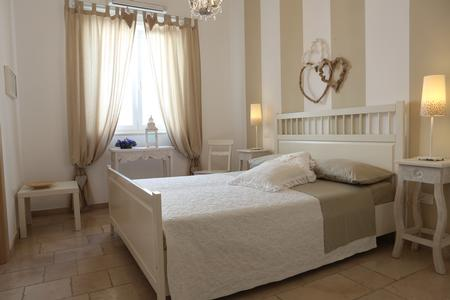 B b la lanterna di salve for Arredamento per bed and breakfast