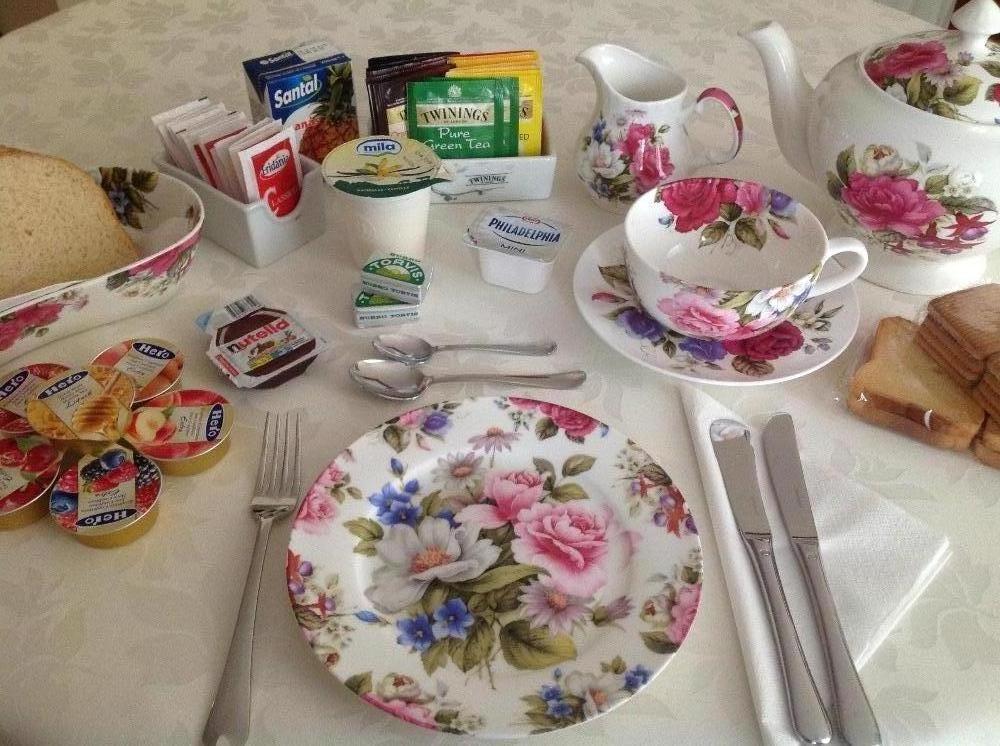 La colazione di CRISPI
