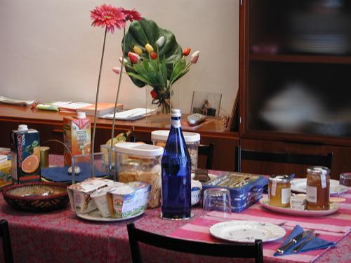 La colazione di AL VALENTINO B&B