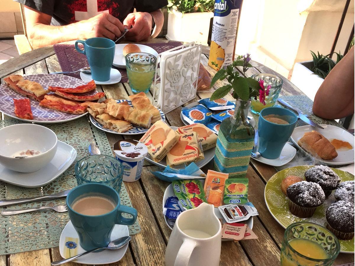 La colazione di BAROCCHETTO ROMANO