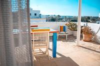 Matrimoniale con terrazze