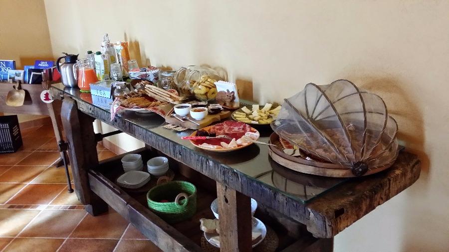 La colazione di LE CHAT QUI DORT