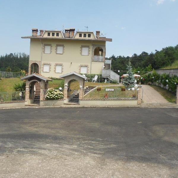 bed and breakfast luna rossa