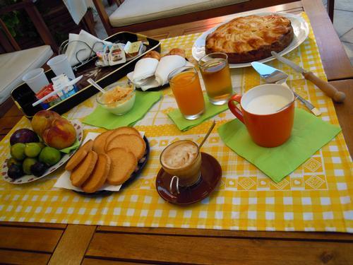 La colazione di B&B DEL LUNGOMARE