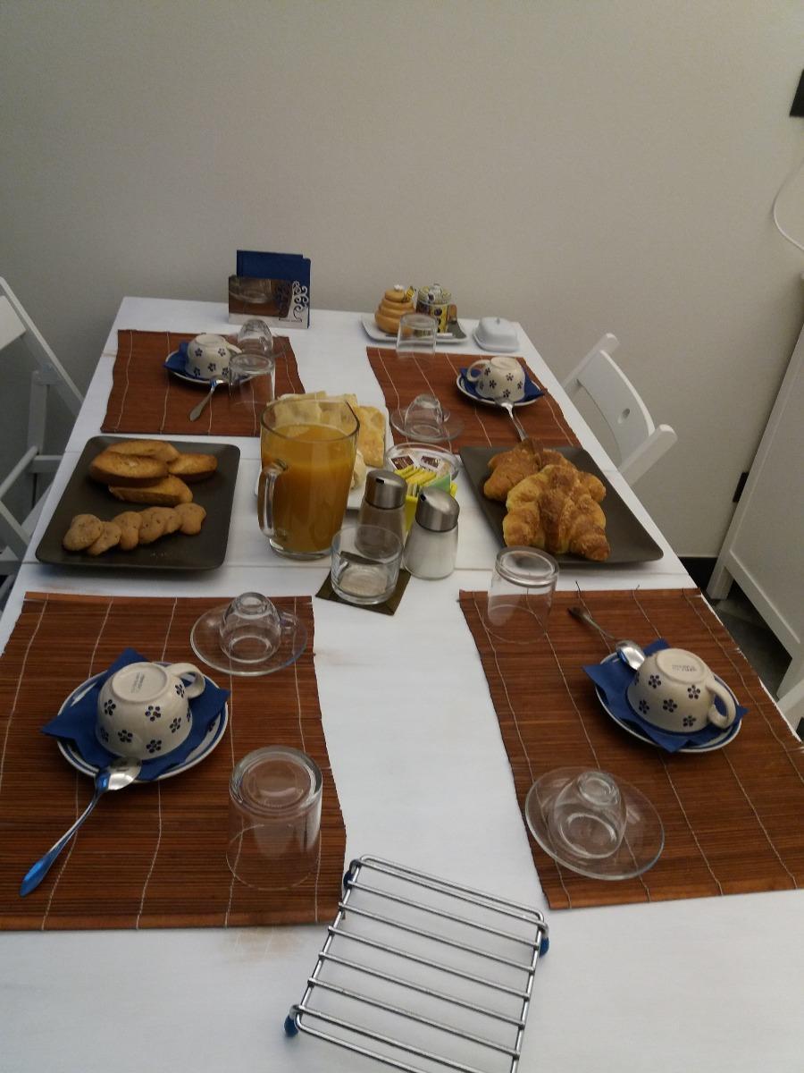 La colazione di B&B LA MADDALENA