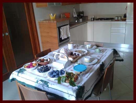 La colazione di LA STRADELLA