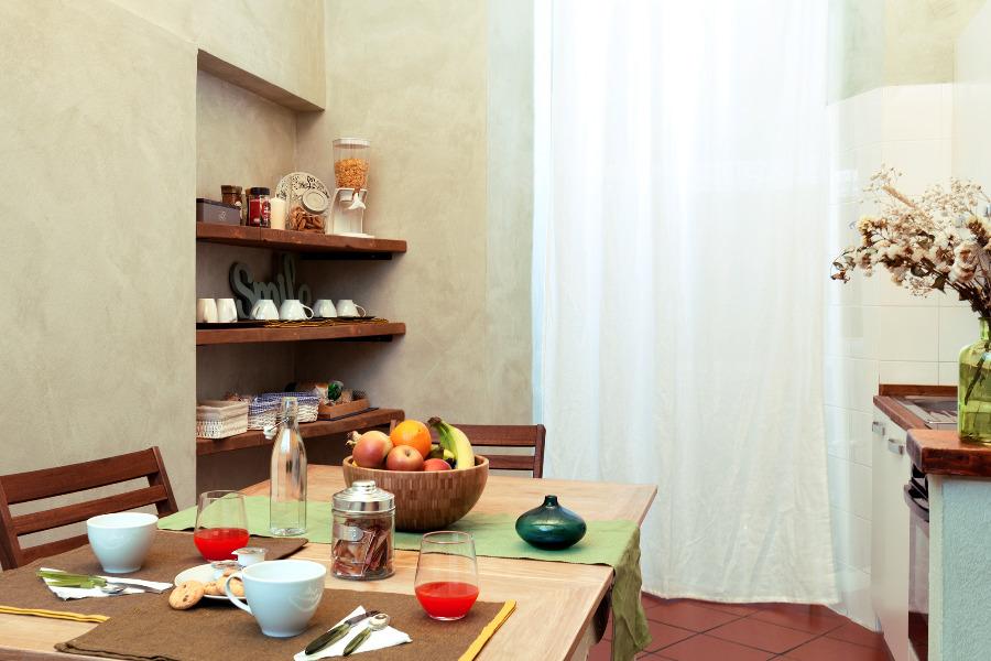 La colazione di FOLIA