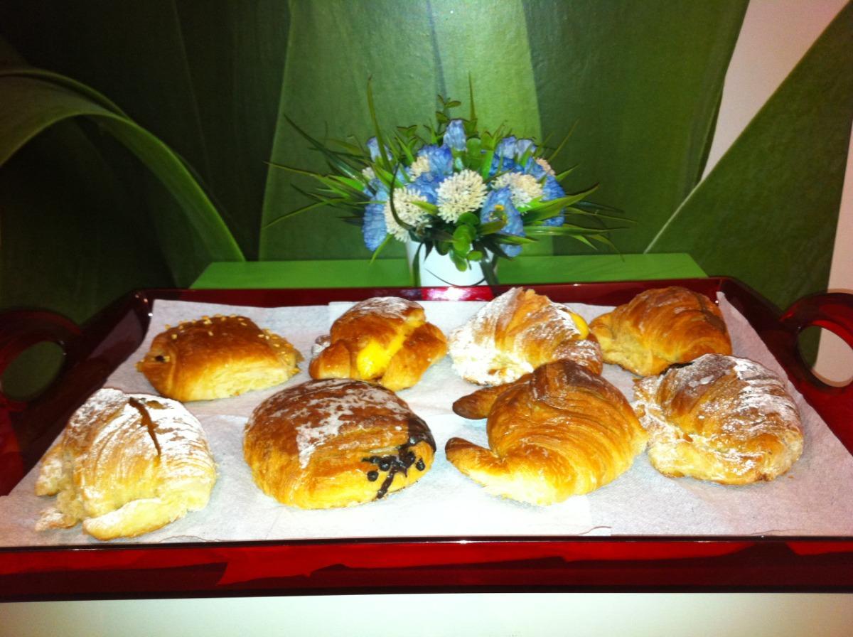 La colazione di RHOME86