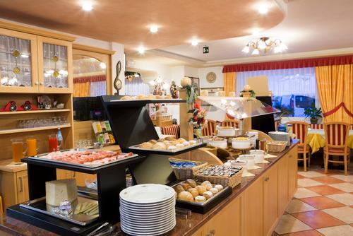 La colazione di HOTEL MARILENA