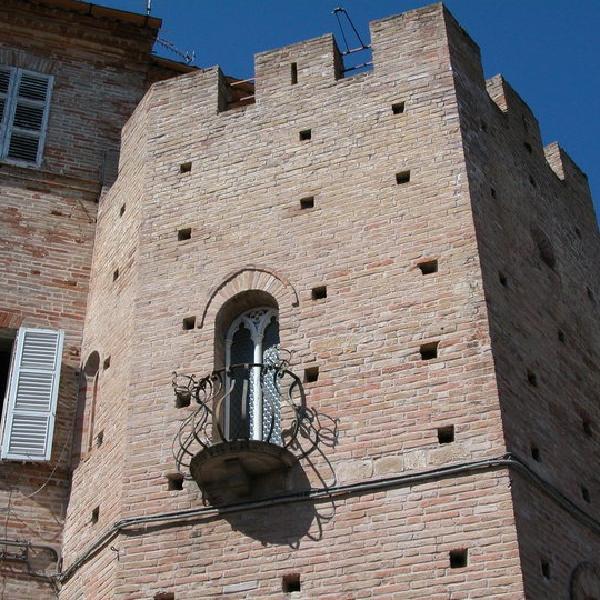b&b torrione sant'angelo palazzo montani