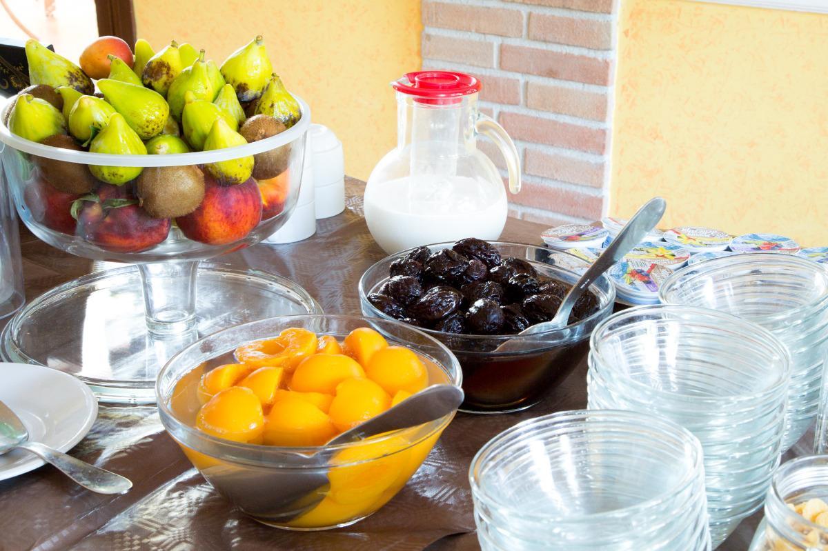 La colazione di ALBERGO IL GIARDINO