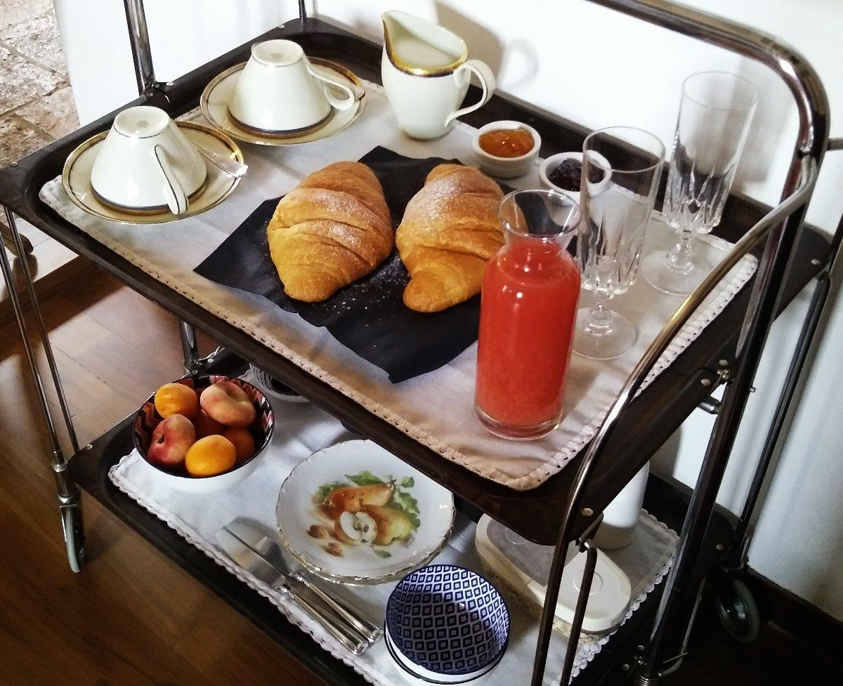 La colazione di LE TERESE