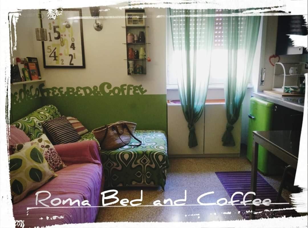 La colazione di ROMA BED AND COFFEE
