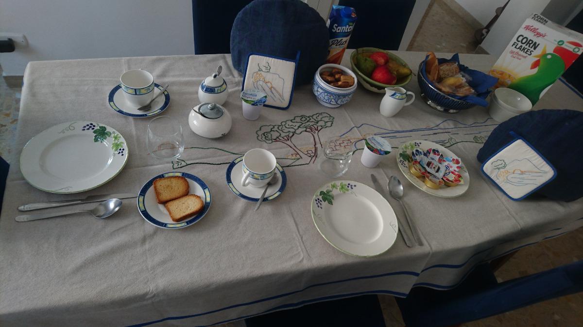 La colazione di MARINA MERGELLINA