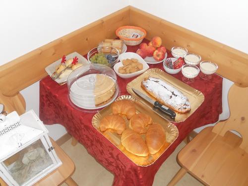 La colazione di AGRITUR AL VIGNETO