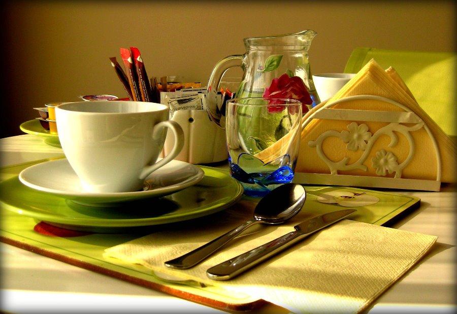 La colazione di L'ANGOLO SULLA PIAZZA