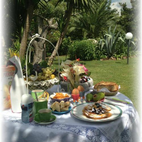 La colazione di VILLA MARINA B&B