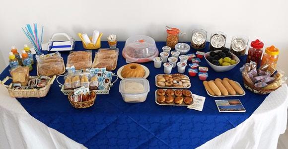La colazione di A DUE PASSI DAL MARE