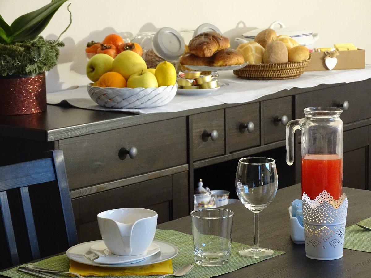 La colazione di LA CASA DI CLARA