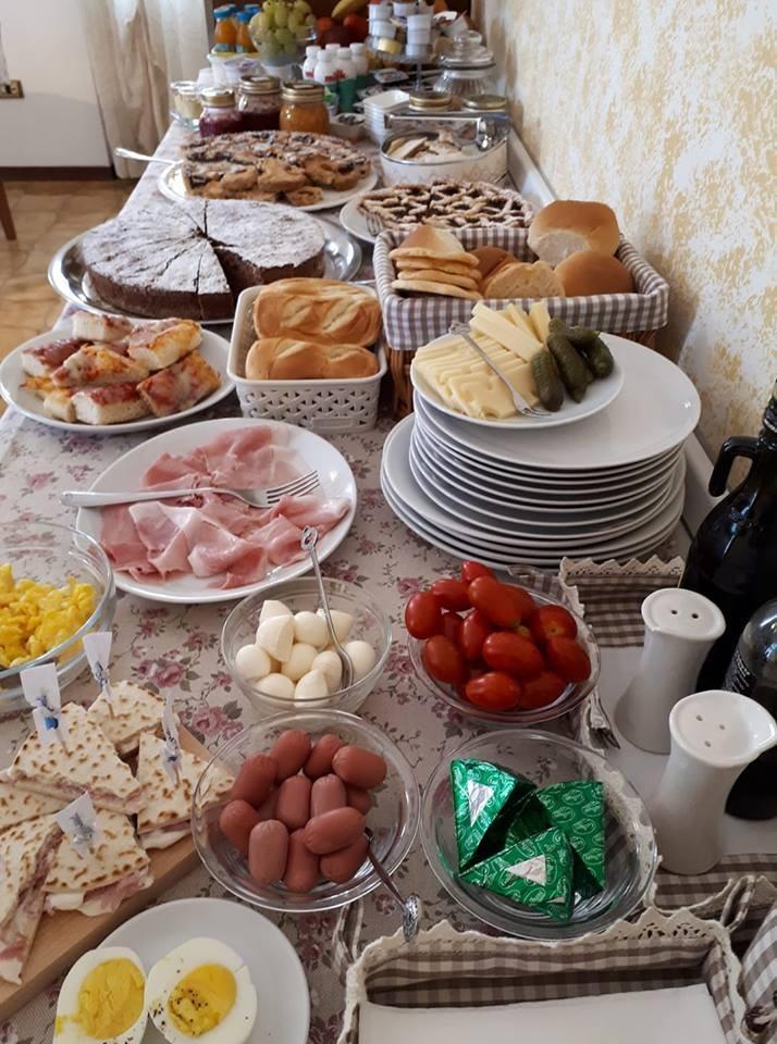 La colazione di B&B ALDO