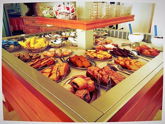 La colazione di SPIAGGIA D'ORO