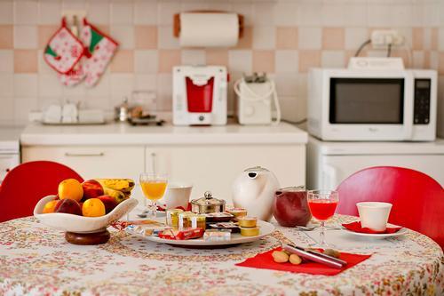 La colazione di CASA DELLA NONNA