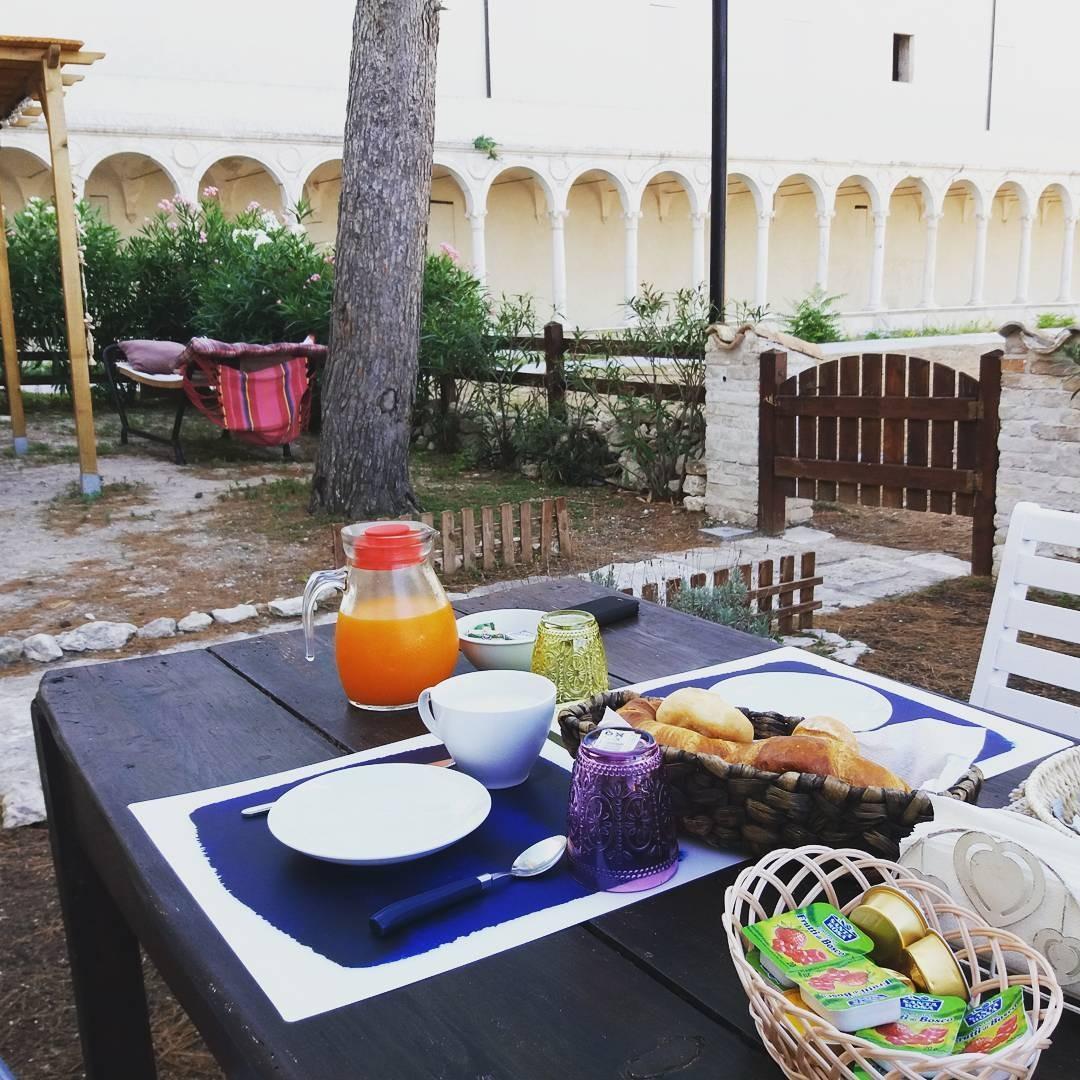 La colazione di IL CHIOSTRO