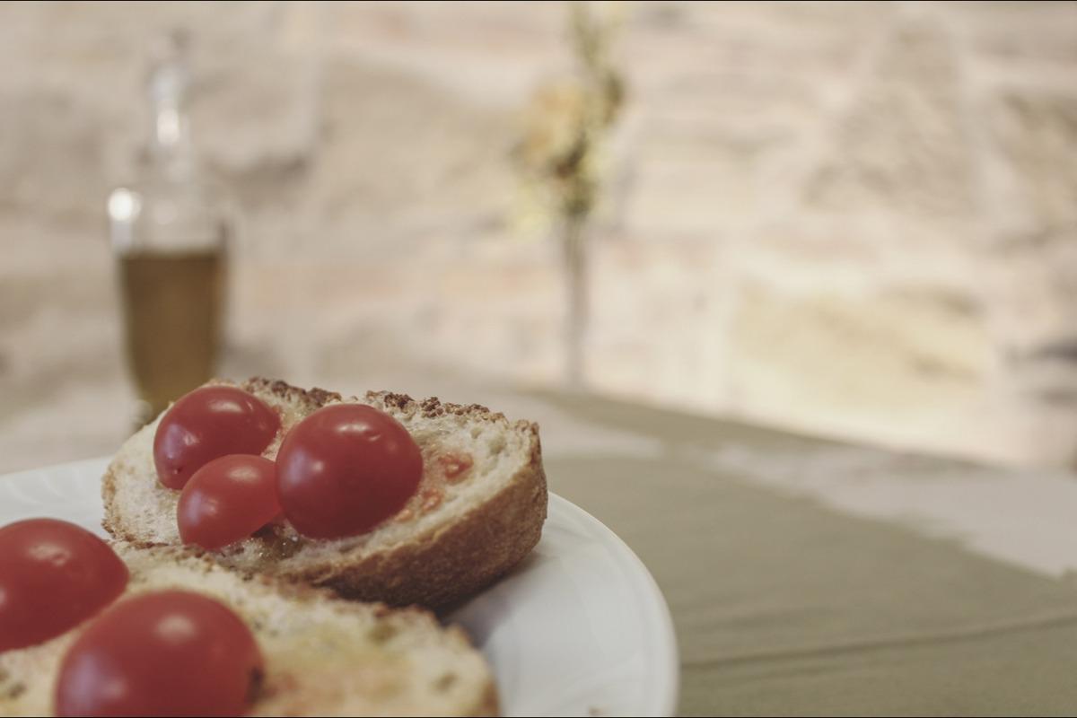 La colazione di B&B DIMORA MONSIGNORE
