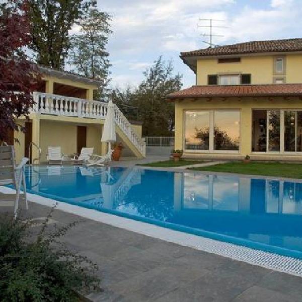 la casa sul fiume