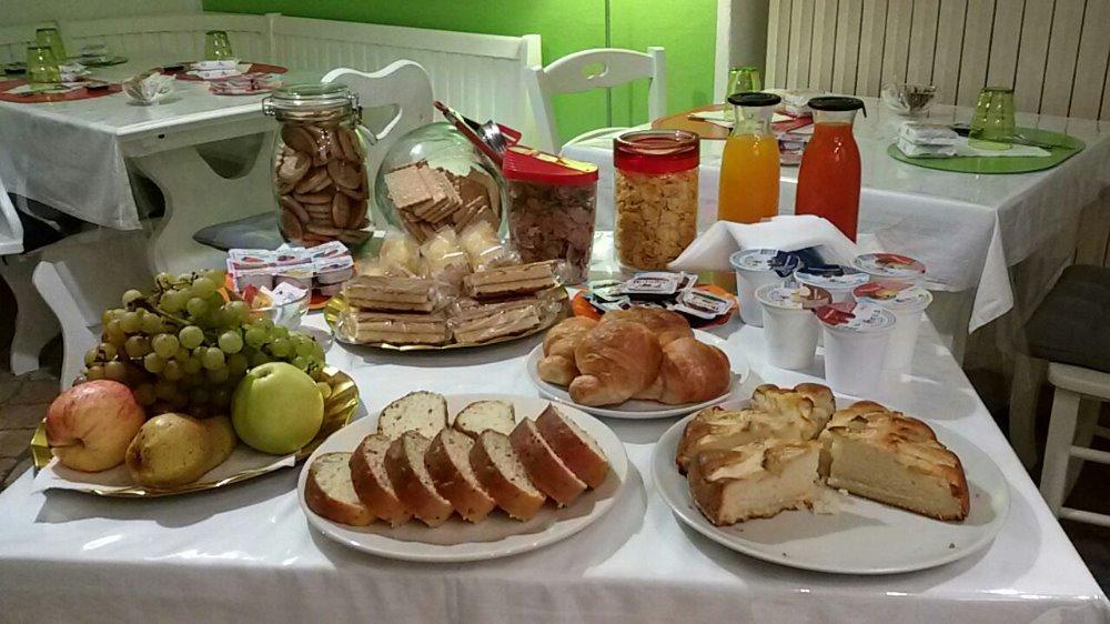 La colazione di LA LANTERNA